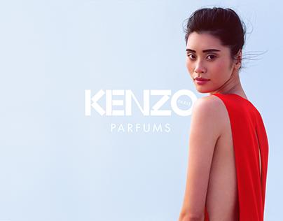 Kenzo Parfums · Website