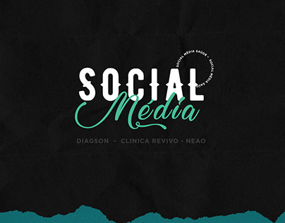 Social Média - Saúde