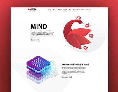 My latest work Mind - Website Design & Development