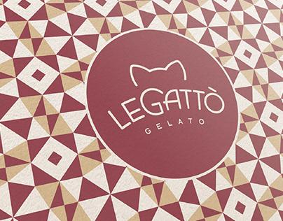 LeGattò - Logo e Identidade Visual