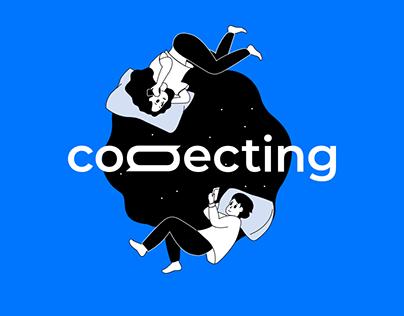 Connecting App UX//UI Design