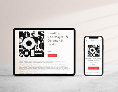 Sontag | Book e-commerce