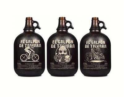Growlers / Cervecería Tacuara