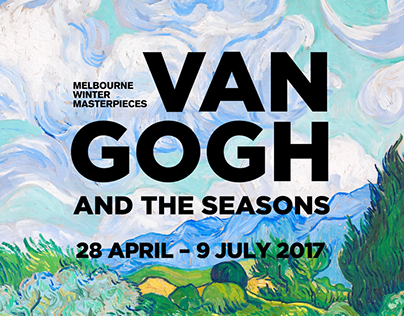 Van Gogh and the Seasons | National Gallery of Victoria