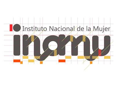 Propuesta de Logotipo Instituto Nacional de la mujer