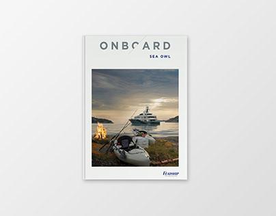Feadship // Brochures