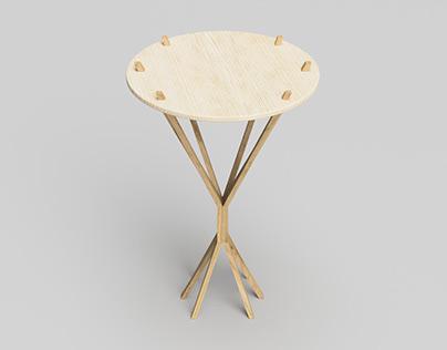 Steam Bending Table