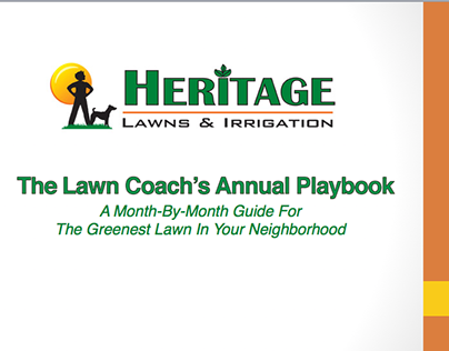The Lawn Coach's Annual Playbook- Lawn Care Kansas City