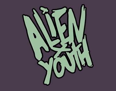 Alien Youth Comic