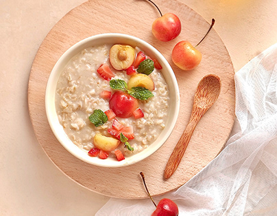 Oatmeal party