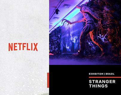 Netflix | Stranger Things | Live Exhibition