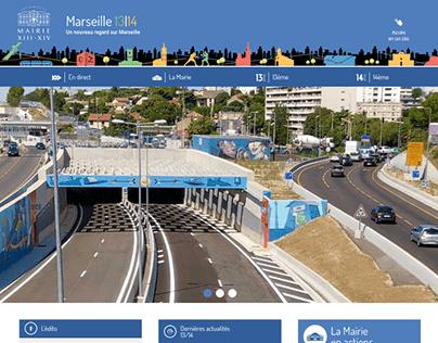 Ville de Marseille - Portail mairie 13/14