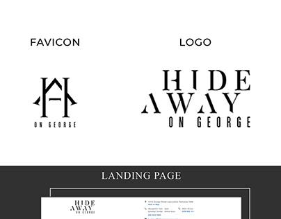 Hotel Website - Hide Away