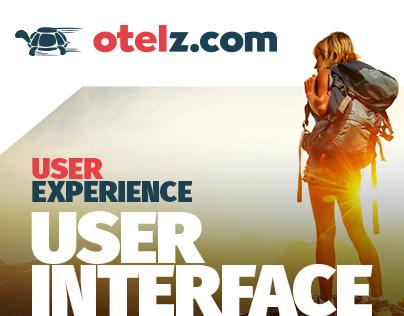 Otelz.com | UI/UX Design