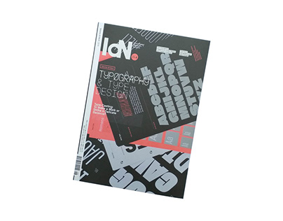 IdN v24n6: Typography & Type Design