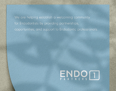Endo1 Partners Branding