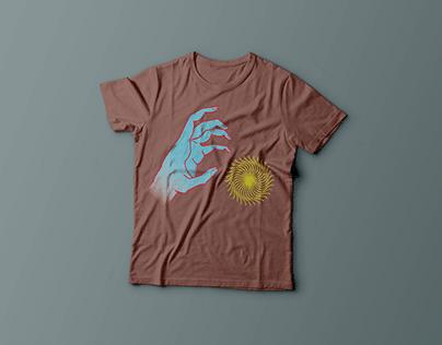 Camiseta The Energy