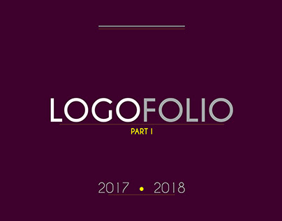 Logo folio (2017-2018) part I
