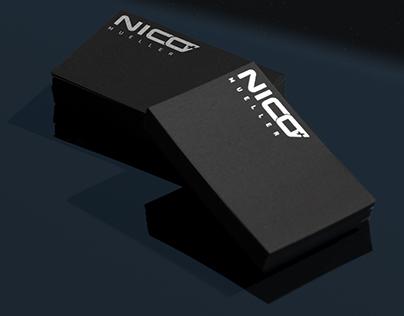 Nico Mueller Stationery