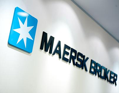 Maersk Broker - international UX.