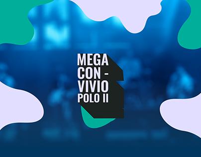 Mega Convivio Polo II - Visual identity