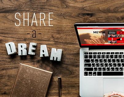 Coca-Cola Share A Dream Platform