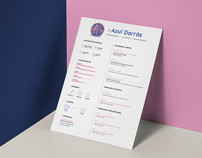 Creative CV | Graphic Designer
