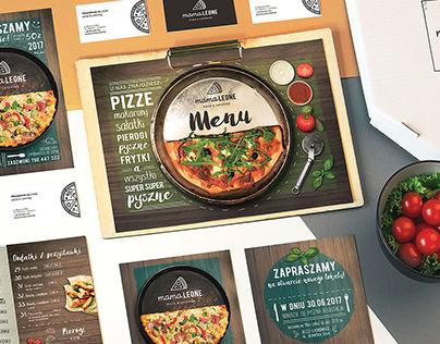 Mamaleone pizza & catering
