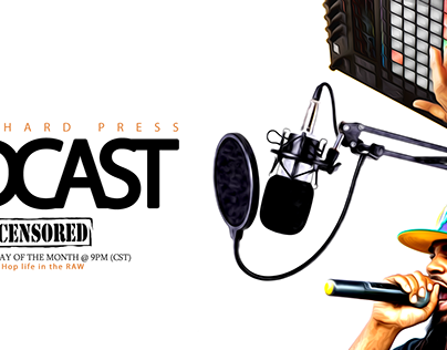 Digital (Podcast) Flier