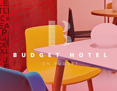 Budget Hotel on Budget