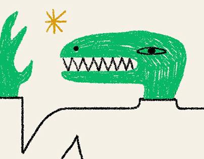 Hip Raptor!