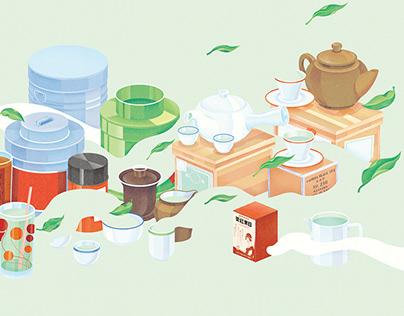 大慶投顧雙月刊五月號:台灣的飲實力可以走多遠? The Liquid Market