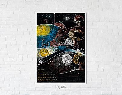 Poster Illustration and Design