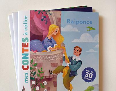 Raiponce | Éditions Milan