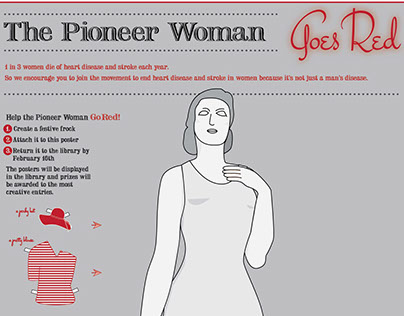 The Pioneer Woman Goes Red poster