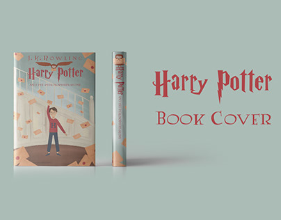 Harry Potter and the philosopher's stone | book cover