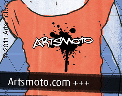 Artsmoto +++ Graphic Apparel from San Diego, California