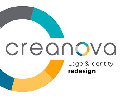 Creanova Logo redesign