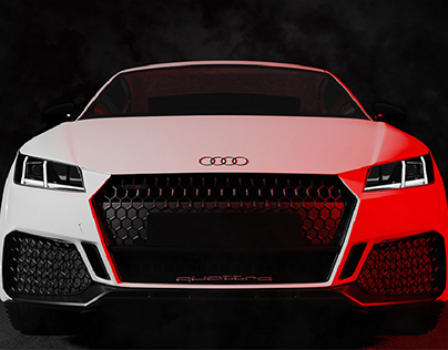 Audi TT RS // CGI