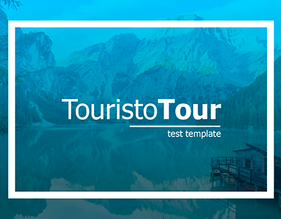 TouristoTour Pet-Project
