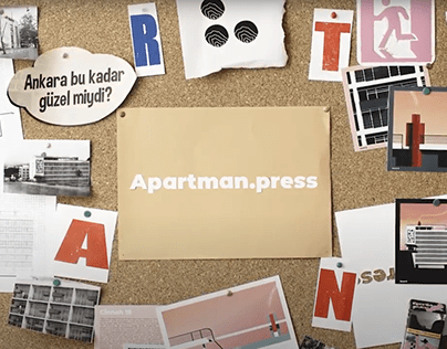 Sound Design for Apartman.press