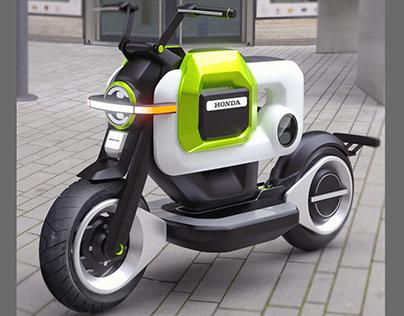 Honda Flip concept