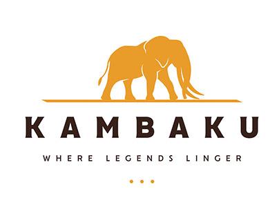 Kambaku Lodge Rebrand