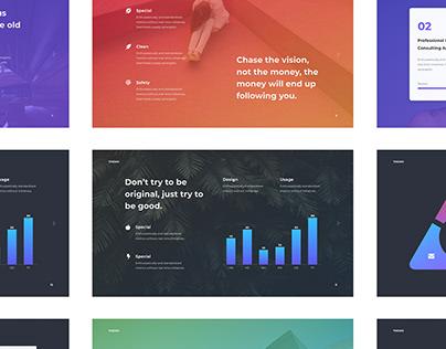 THEMO - Creative & Simple Presentation Template