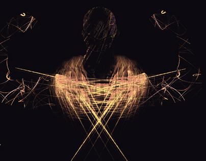 Dark Light, Riddick tribute