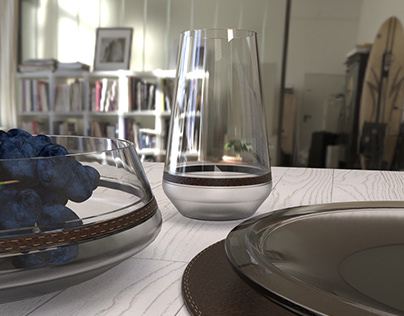 Glass, Bowl & Plate Design