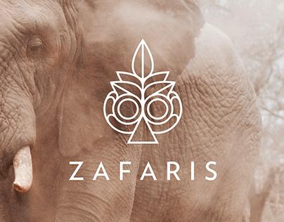 ZAFARIS TRAVEL | Branding