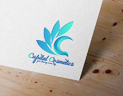 capital cosmetics logo