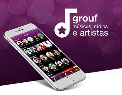 App - Aplicativo de música