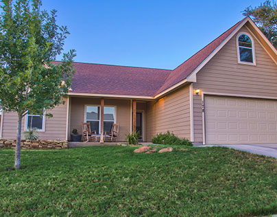 {real estate} Granite Shoals Home